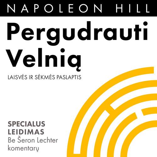 "Napoleon Hill audioknyga ""Pergudrauti Velnią"""
